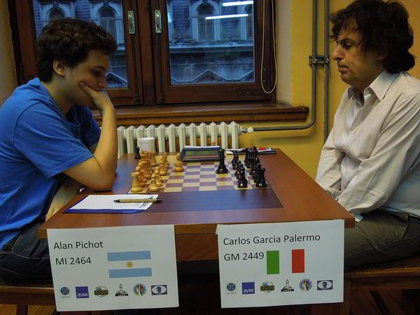 Pichot vs García Palermo