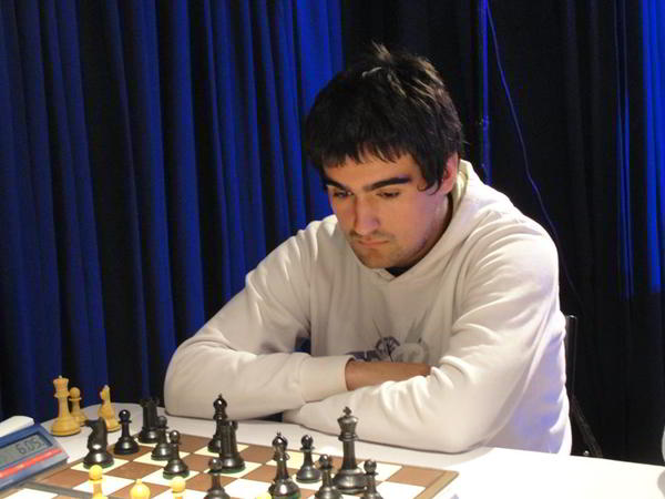 GM Federico Perez Ponsa