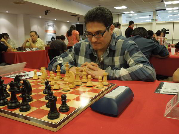El puntano Marcelo Panelo, uno de los lideres