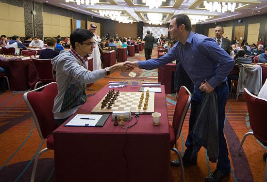 Anish Giri vs. Shakhriyar Mamedyarov