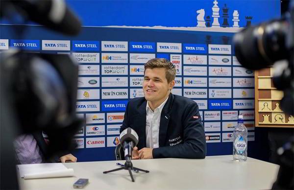 Magnus Carlsen, campeonísimo
