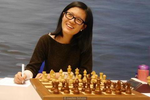 Hou Yifan, campeona del mundo