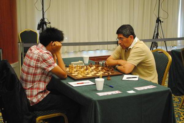 Jorge Cori vs Julio Granda