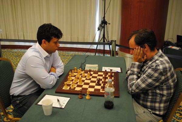 Rafael Leitao vs Rodrigo Vasquez