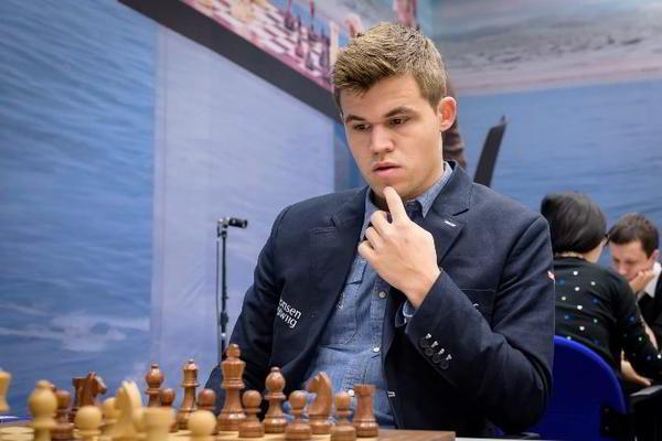 Magnus Carlsen, campeón del mundo