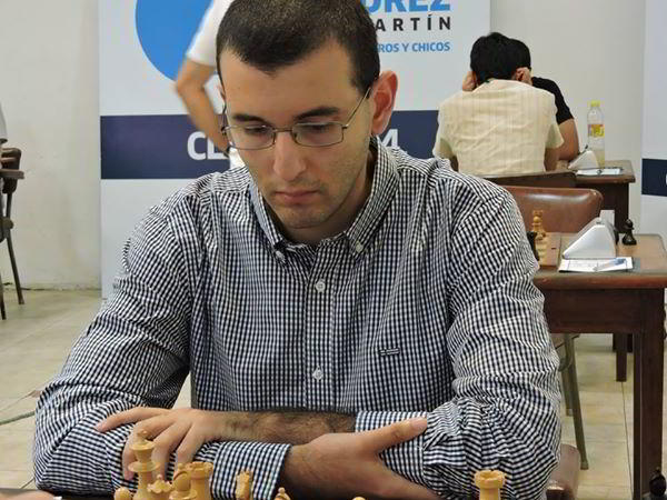 GM Carlos Obregon