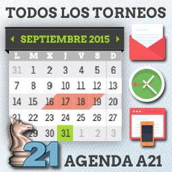 Agenda Ajedrez21