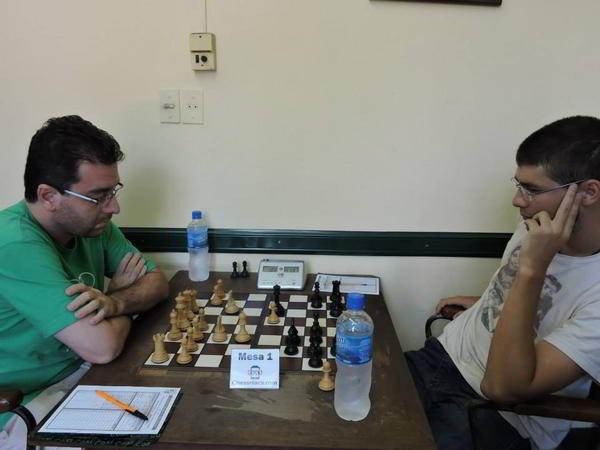Diego Calens vs Lucas Cardozo