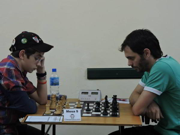 Enzo Leto vs Matias Sicari