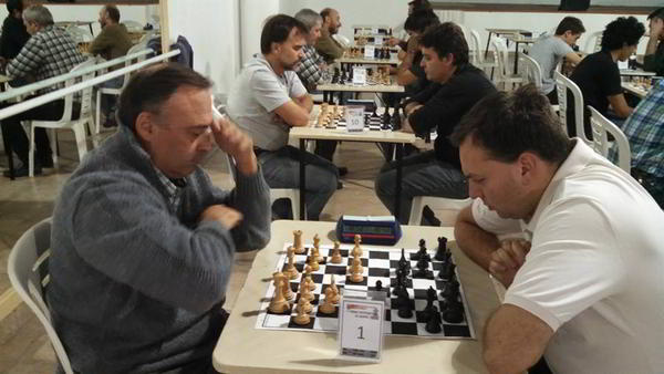 Sergio Arambel vs Nahuel Diaz