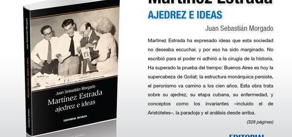 Libros: Martinez Estrada – Ajedrez e ideas