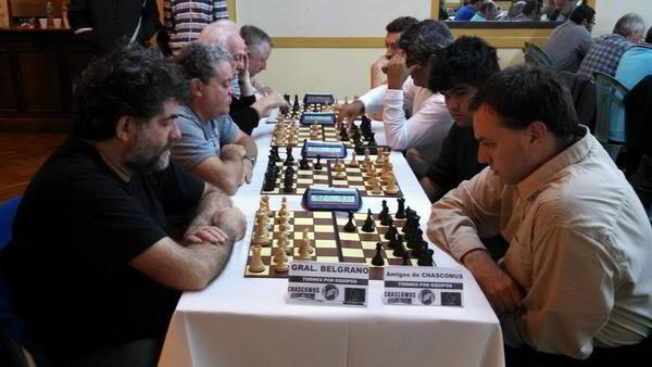 Gral.Belgrano vs Amigos de Chascomús
