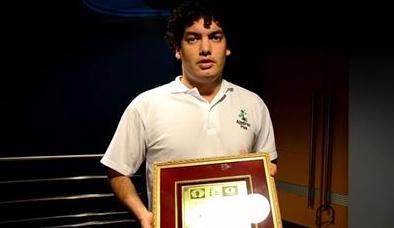 Sandro Mareco, campeón de las Américas 2015