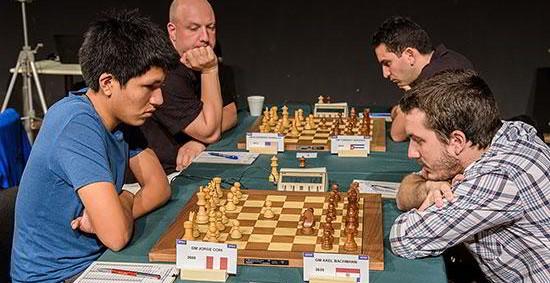 Americano R7: Shabalov y Lenderman toman el mando
