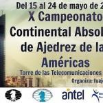 X Continental Absoluto de las Américas