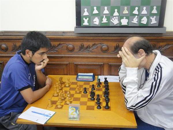 Alex Cuevas vs Facundo Quiroga