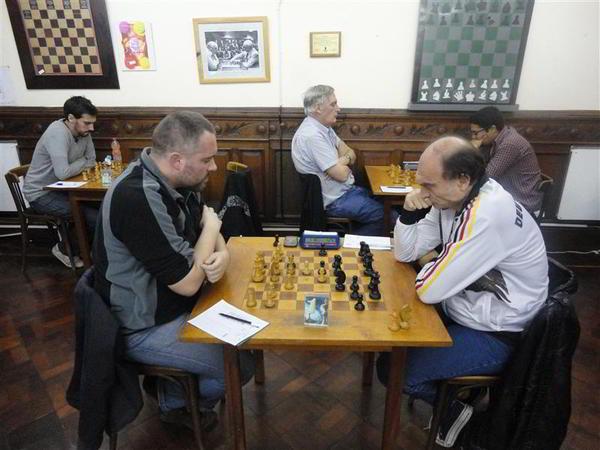 Cristian Dolezal vs Facundo Quiroga
