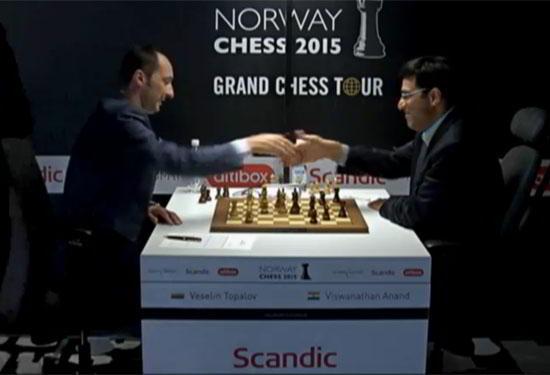 Topalov vs Anand
