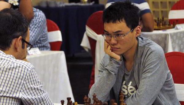 Yu Yangyi gana el Memorial Capablanca 2015