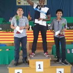 Adhiban gana Open de Benasque 2015