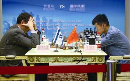Ding Liren vs Gelfand