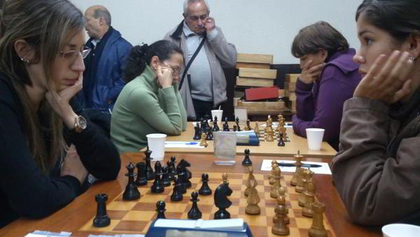 Martinez vs Luján y detrás, Amura vs Zuriel