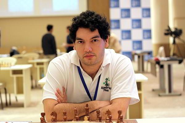 Sandro Mareco no pudo con Anton Kovalyov