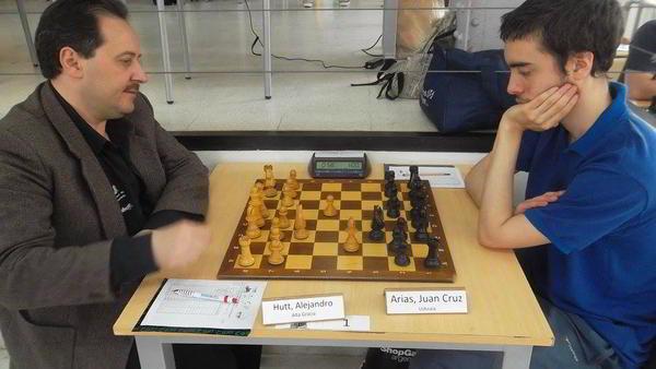 Alejandro Hutt vs Juan Carlos Arias