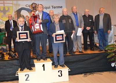 Ganadores del Open 65