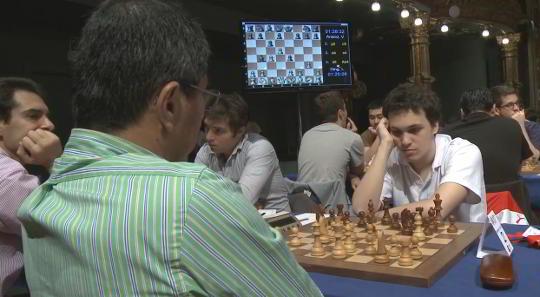 Peralta vs Bruzón y Granda vs Pichot