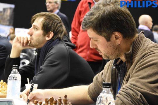 Svidler y Grischuk, campeones con Rusia