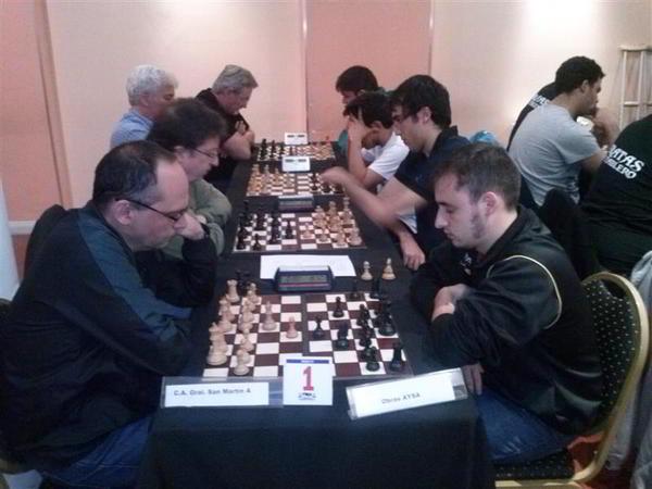 C.A.Gral San Martín vs Obras AySA