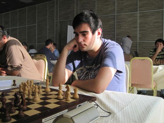 Perez Ponsa en Antofagasta
