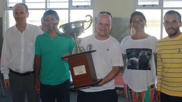 Enrique Scarella ganó la edición 2016 en Playa Unión