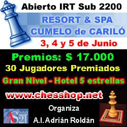 IRT Sub 2200 en Cariló