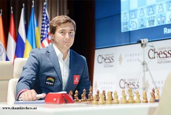 Sergey Karjakin se prepara para el match contra Carlsen
