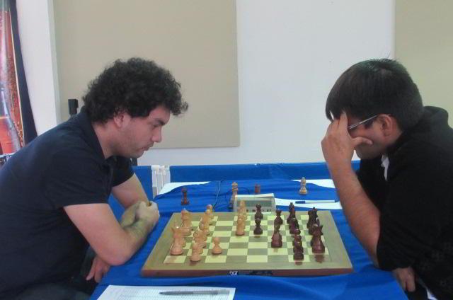 Sandro Mareco vs Emilio Córdova