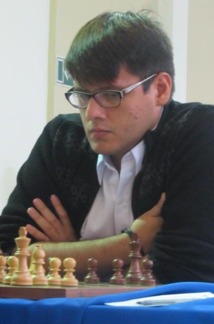 El GM Emilio Córdova (Perú) brillante vencedor