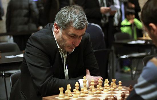 Vassily Ivanchuk (Foto: Pascal Simon (ChessBase))
