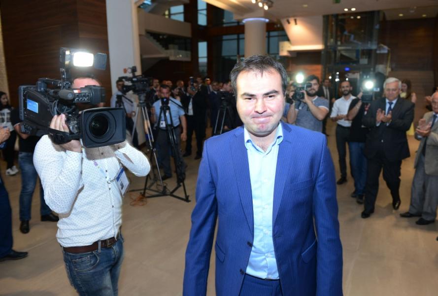 Mamedyarov ganó el torneo tras fenomenal remontada