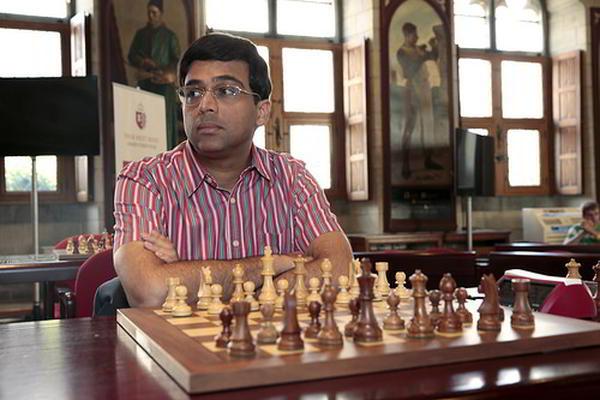Vishy Anand, siempre vigente