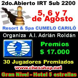 2do IRT Sub 2200 Cumelo Carilo