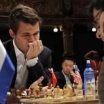 Bilbao R5: Giri empata con Carlsen