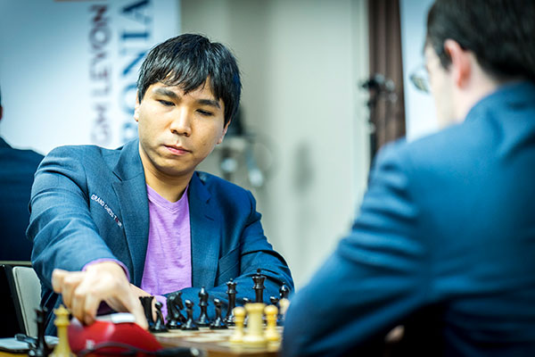 Wesley So, ganador de la Copa Sinquefield 2016