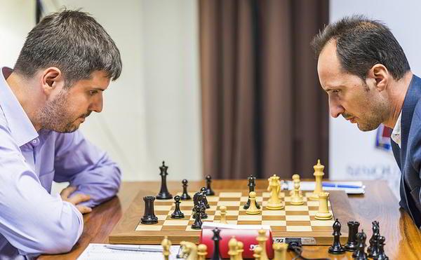 Topalov venció a Svidler en la 1ra ronda de la Sinquefield Cup 2016