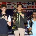 Jeffery Xiong es el nuevo Campeón Mundial Juvenil