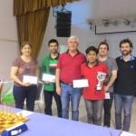 Pablo Acosta gana en Termas del Río Hondo