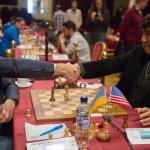 Isla de Man (9): Eljanov, Caruana y Naiditsch alcanzan el podio