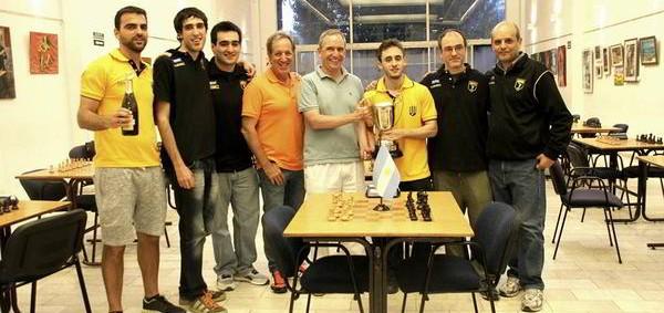 Obras AySA gana la Liga Nacional Superior