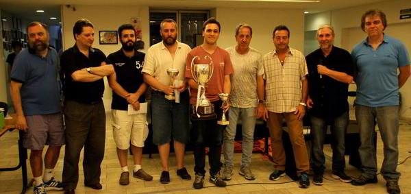 Pichot gana el PRO-AM en Villa Martelli